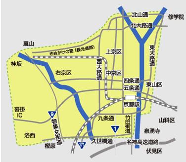あんしんナイト ご利用可能地域のエリアマップ