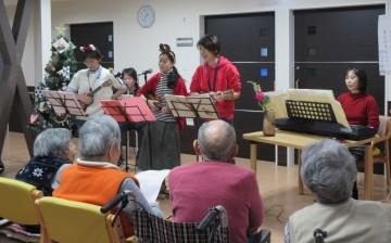ウクレレクリスマスコンサート〇